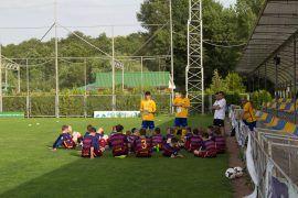 Фото 13 футбольный лагерь Евпатория лето