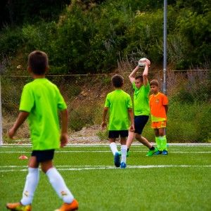 Фото 16 футбольный лагерь Алушта 2015