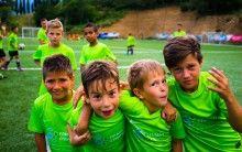Футбольный лагерь в Крыму 2017