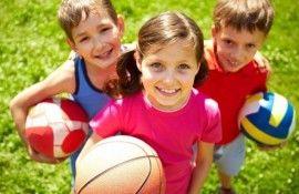 здоровье детей в детском спортивном лагере