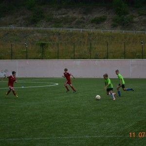 Фото 14 лагерь по футболу Планета Спорта в Абрау