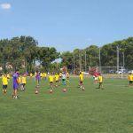 Футбольный Лагерь Планета Спорта в Барселоне