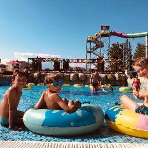 фото болгария лагерь аквапарк