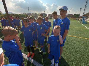 Футбольный лагерь в испании 20