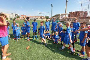 Футбольный лагерь в испании 30