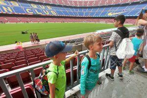 Футбольный лагерь в испании 41