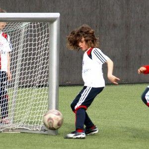 Детский спортивный лагерь в Алуште фото с тренировок