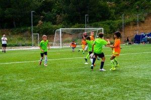 Тренировки в футбольном лагере в Крыму фото