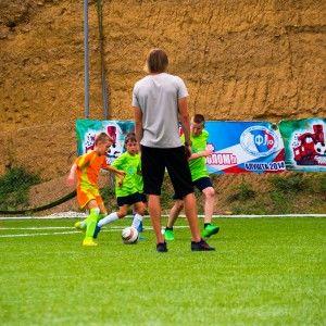 фото игровой эпизод лагерь по футболу 2015 4
