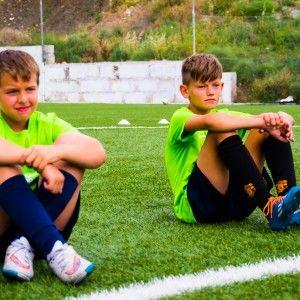 Футбольный лагерь фото 20 из альбома Алушта 2015