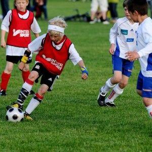 Тренировки по футболу в спортивном лагере в Хаапсалу фото