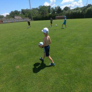 Футбольный лагерь PRO Бахчисарай