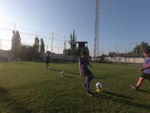 Бахчисарай лагерь 3 смена тренировки (120)