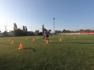 Бахчисарай лагерь 3 смена тренировки (140)