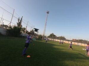 Бахчисарай лагерь 3 смена тренировки (150)