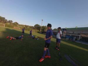 Бахчисарай лагерь 3 смена тренировки (161)