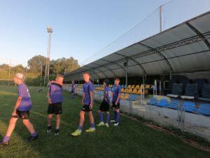Бахчисарай лагерь 3 смена тренировки (204)