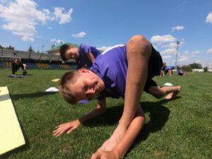фото тренировка по легкой атлетике