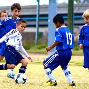 Футбольный детский летний лагерь Симферополь фото с тренировки