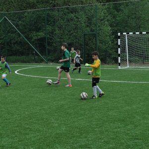 фото футбольное поле в лагере ленинградская область