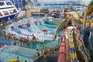 фото аквапарк для лагеря Планета Спорта в Екатеринбурге