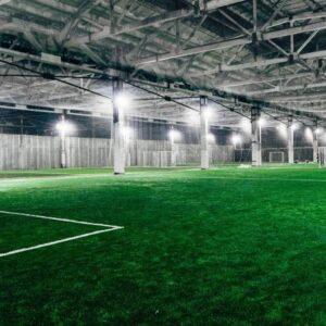 фото поля Екатеринбург для лагеря Планета Спорта