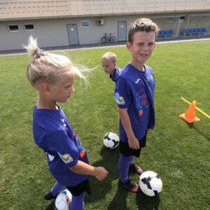 лагерь по футболу в Евпатории фото