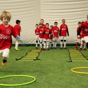 футбольный лагерь Аякс СПб 2015 Планета Спорта лагерь
