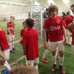 Футбольный Лагерь Аякс 2016-2