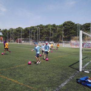 фото с тренировочного лагеря в испании лето 2018
