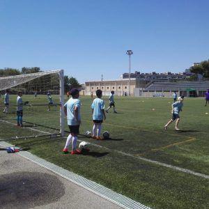тренировки в барселоне лето 2018 лагерь по футболу