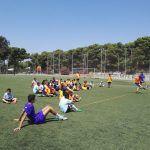 Футбольный Лагерь Планета Спорта в Барселоне 28