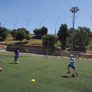 фото тренировка лагерь в испании Планета Спорта