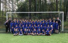 Лагерь футбольный для детей в Ленинградской Области 2021