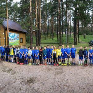 фото широк дети в ряд