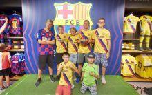 Футбольный лагерь в Испании летом — «Ola Barcelona 2021»!