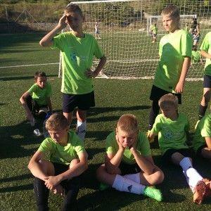 Детский футбольный лагерь в Крыму фото участников