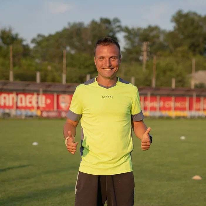 фото тренер лагеря Планета Спорта Косьянов Дмитрий
