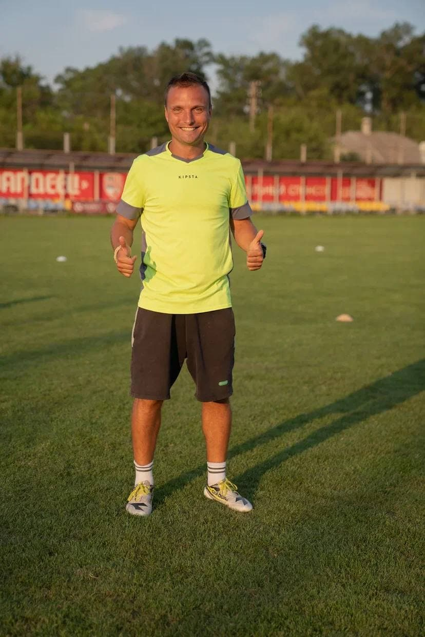 тренер Дмитрий Косьянов тренер Планета Спорта