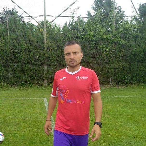 фото тренер Косьянов Дмитрий
