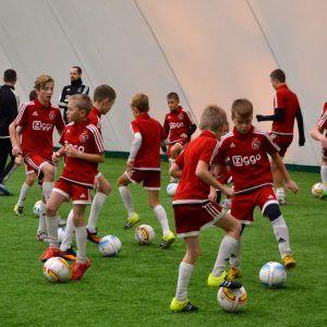 фото дети ведут мяч