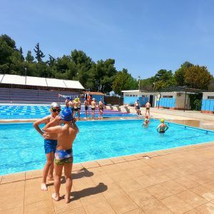фото бассейн дети купаемся