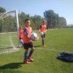 Лагерь по футболу Планета Спорта 2020-23