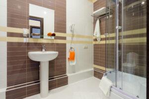 фото отель Екатеринбург ванная комната