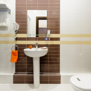 фото отель Екатеринбург ванная комната в номере