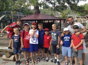 Спортивный лагерь Планета Спорта в Евпатории 2