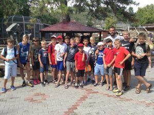 Спортивный лагерь Планета Спорта в Евпатории 3