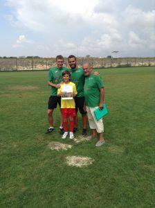 Спортивный лагерь Планета Спорта в Евпатории 35