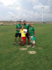 Спортивный лагерь Планета Спорта в Евпатории 43