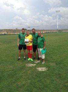 Спортивный лагерь Планета Спорта в Евпатории 44
